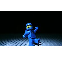 Lego Benny Photographic Print