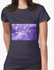Lavender Ice Womens T-Shirt