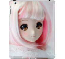 Pink Lady iPad Case/Skin