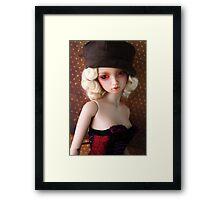 Fifties Framed Print