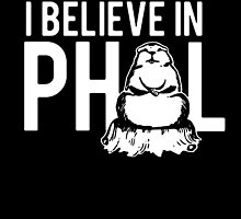 I Believe In Phil by Luxnewhope