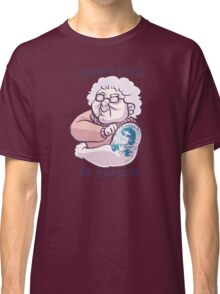 Granny Likes the Bad Boys Classic T-Shirt