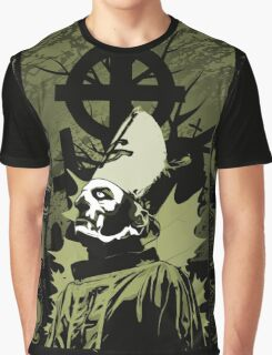 PAPA 1 - Death Knell Graphic T-Shirt