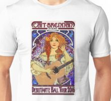 Cait Brennan - Debutante Ball Tour Art Nouveau Design! Unisex T-Shirt