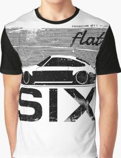 Flat Six Graphic T-Shirt