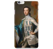 JAMES LOWTHER, EARL OF LONSDALE iPhone Case/Skin
