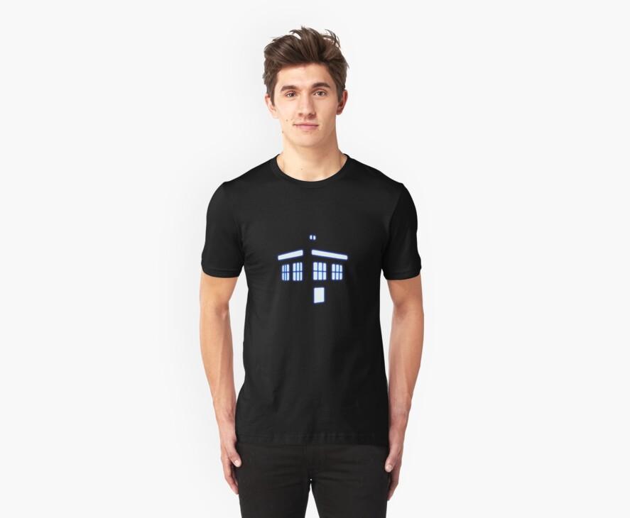 TARDIS by Steven Miscandlon