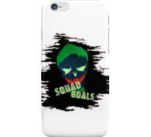 Squad Goals iPhone Case/Skin
