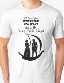 Klaus and Caroline. TVD quote. T-Shirt
