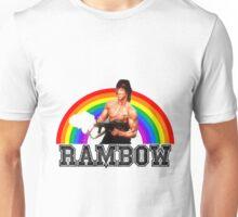Rambow-Rainbow Rambo Unisex T-Shirt