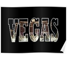Vegas (Bellagio) Poster