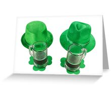 St. Patric's Day Cards and Gifts Greeting Card