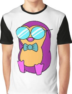 Cool Penguin Graphic T-Shirt