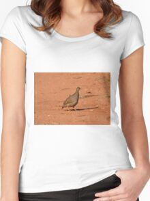 Spurfowl Women's Fitted Scoop T-Shirt