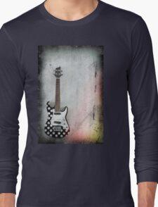 Hanging Electric Ukulele Long Sleeve T-Shirt