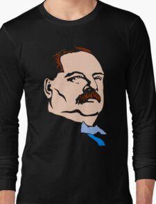 STEPHEN GROVER CLEVELAND Long Sleeve T-Shirt