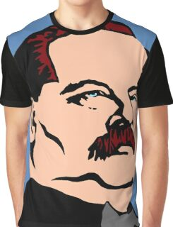 GROVER CLEVELAND Graphic T-Shirt