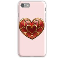 Skyward Sword Heart Container iPhone Case/Skin