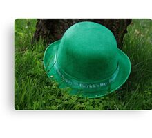 Happy St. Patrick's Day Cards and Gifts Canvas Print