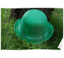 Happy St. Patrick's Day Cards and Gifts Poster