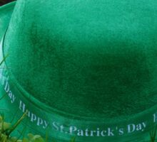 Happy St. Patrick's Day Cards and Gifts Sticker