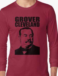 GROVER CLEVELAND-3 Long Sleeve T-Shirt