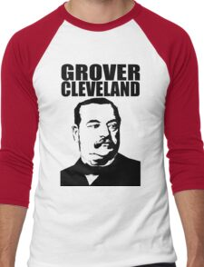 GROVER CLEVELAND-3 Men's Baseball ¾ T-Shirt