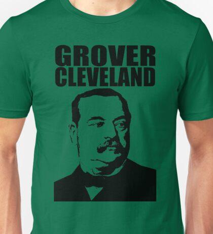 GROVER CLEVELAND-3 Unisex T-Shirt