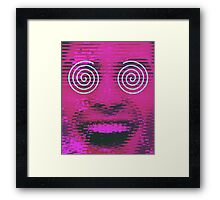 LOL - Laughing Out Loud Framed Print