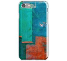 गंगा के किनारे (The Shores of Ganges) iPhone Case/Skin