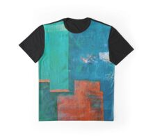 गंगा के किनारे (The Shores of Ganges) Graphic T-Shirt