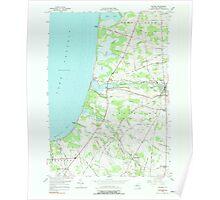 New York NY Pulaski 136836 1956 24000 Poster