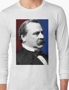 GROVER CLEVELAND Long Sleeve T-Shirt