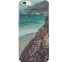 Big Sur Coffee Colored iPhone Case/Skin