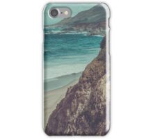 Big Sur Coffee Colored iPhone Case/Skin