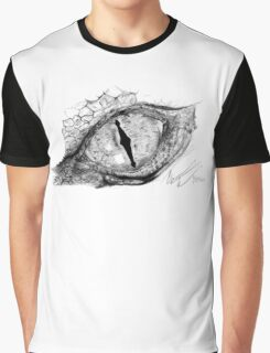 The Eye of Smaug Graphic T-Shirt