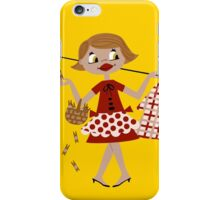 Hang Your Clothes Out iPhone Case/Skin