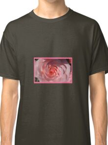 Tulsa Pink Rose Oklahoma Beauty Photography by Kirsten Classic T-Shirt