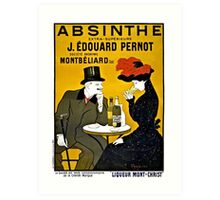 Absinthe Absinth famous Leonetto Cappiello advertising Art Print