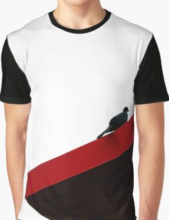 I see a black bird and i want to paint it red Graphic T-Shirt