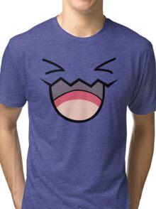 Wobbuffet Tri-blend T-Shirt