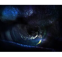 When the eye becomes the holder... Photographic Print