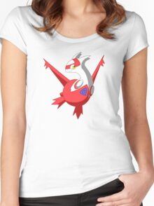 Pokemon - Latias Women's Fitted Scoop T-Shirt