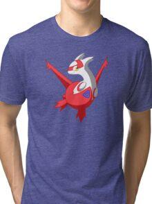 Pokemon - Latias Tri-blend T-Shirt