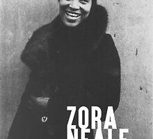 Zora Neale Hurston Libertarian Individualist Capitalist by psmgop