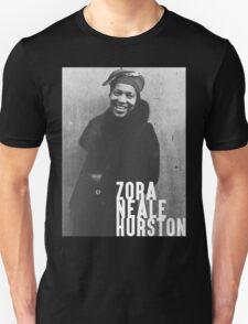 Zora Neale Hurston Libertarian Individualist Capitalist Unisex T-Shirt