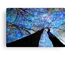 Betwixted Canvas Print