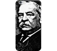 GROVER CLEVELAND-2 iPhone Case/Skin