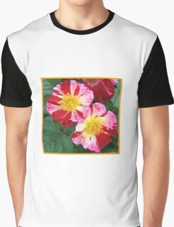 Peppermint Rose Tulsa Oklahoma Souvenir by Kirsten Graphic T-Shirt
