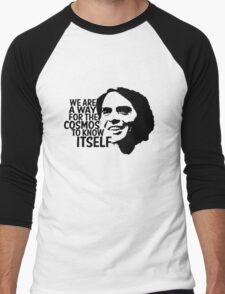 Carl Sagan - Cosmos Men's Baseball ¾ T-Shirt